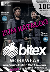 Bitex Workwear Katalog 2019